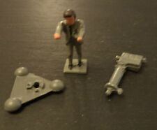 Dinky A.B.C. Control Room No.987 Camera and Figure  Painted / spare parts