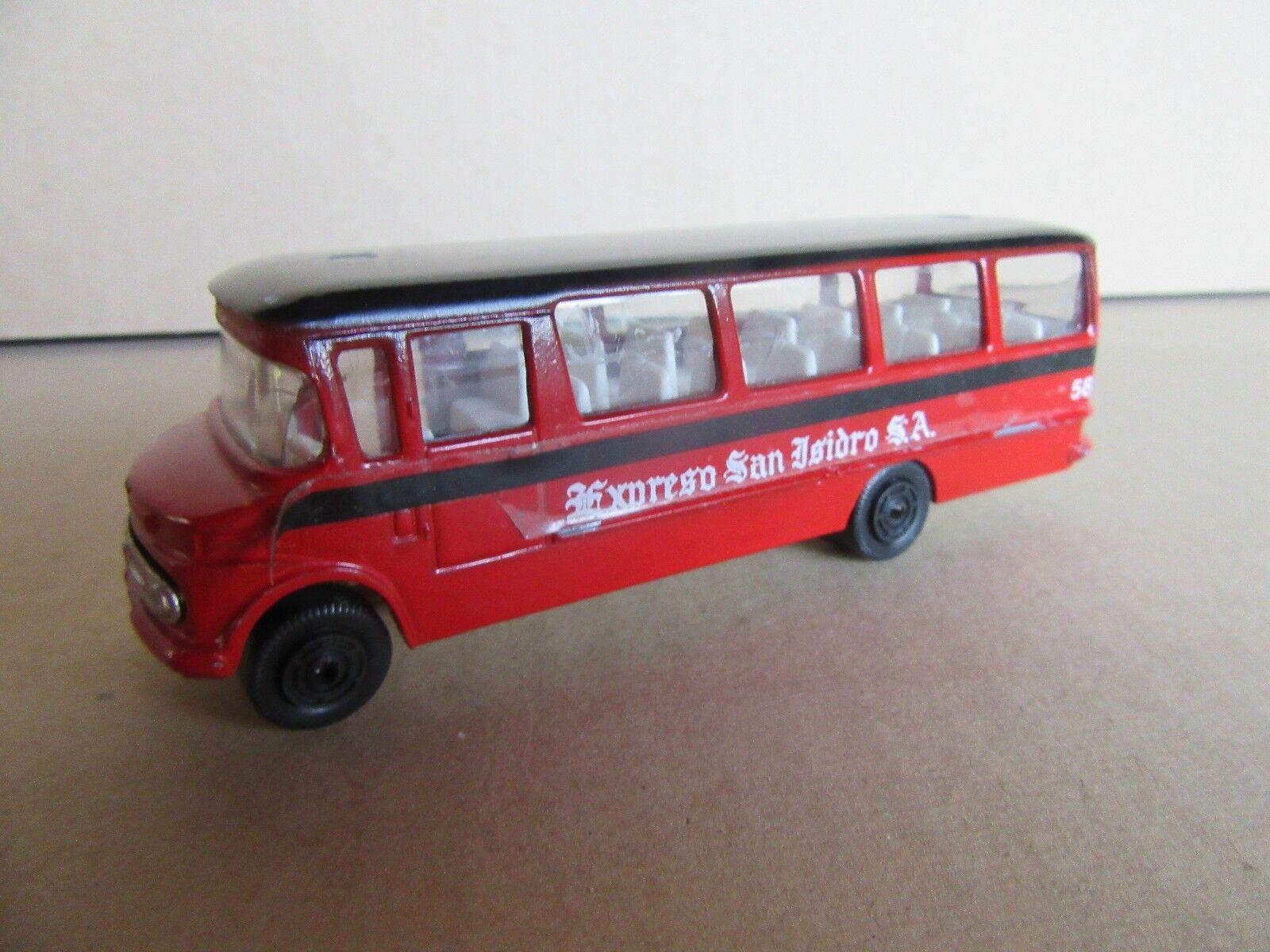388G Raro Galgo argentoina autobus Mercedes 1112 Expreso San Isidro ITS 1 55
