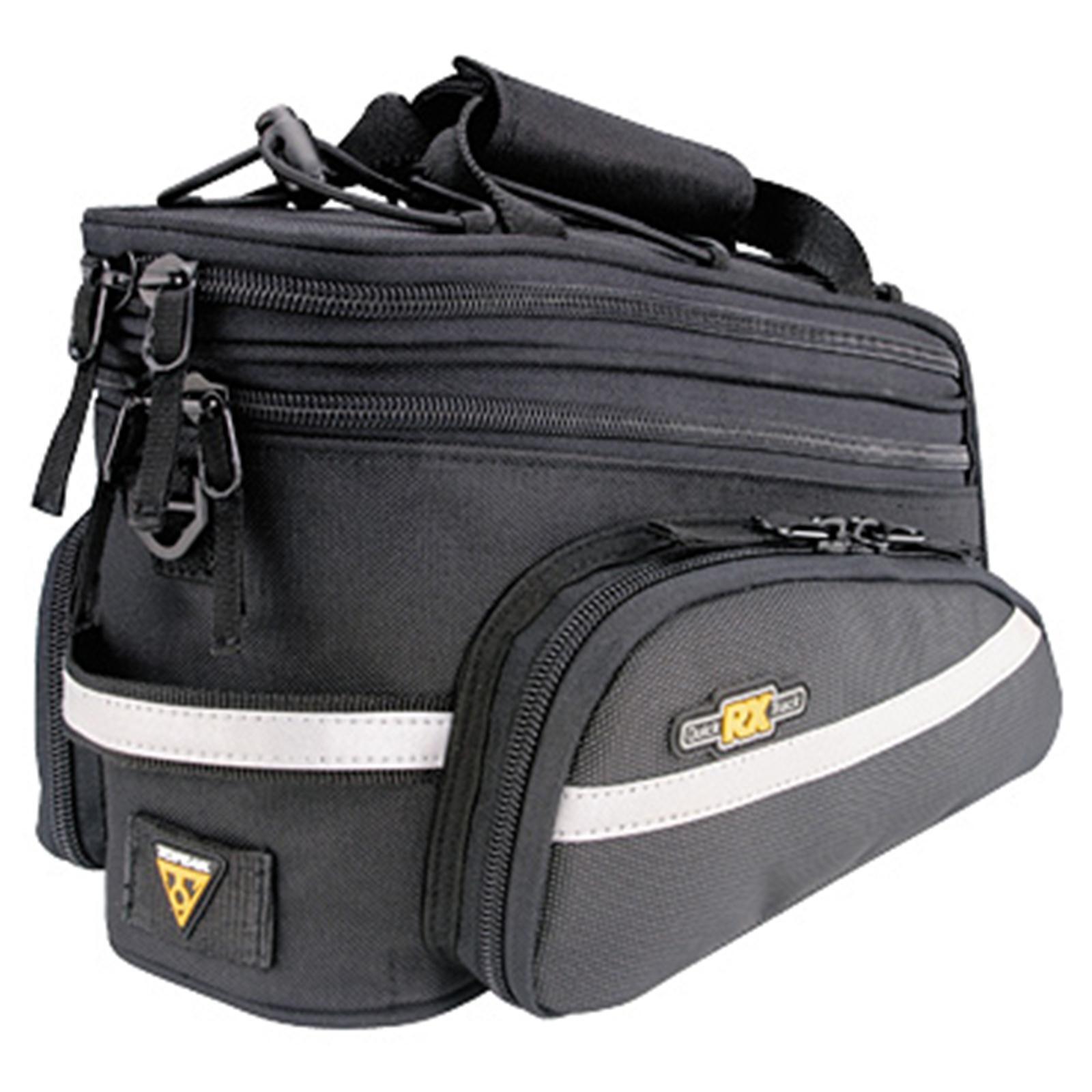 Topeak RX Trunk Tasche Tour DX Gepäckträgertasche Fahrrad Packtasche Gepäck Tasche
