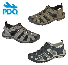 Boys Childs Summer Hiking Walking Trail Sandals - Blue Grey Brown Size 2 3 4 5 6