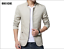 NEW-Men-039-s-Jacket-Slim-Fit-Collar-Cotton-Coat-Fashion-Casual-Outwear-Jacket-Coats thumbnail 14