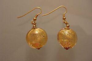 Ohrringe-aus-original-Muranoglas-Schmuck-Murano-Glas-UNIKAT-Handarbeit-Kunst