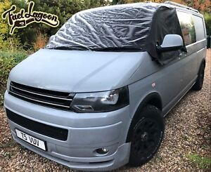 VW-T5-Window-Screen-Cover-Wrap-Frost-Protection-Winter-Ice-Guard-Campervan