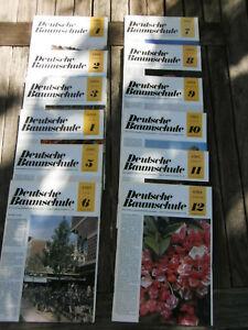 Deutsche Baumschule,Zeitschrift Antiquariat, Jahrgang 1994,komplett,gut erhalten - Bayern, Deutschland - Deutsche Baumschule,Zeitschrift Antiquariat, Jahrgang 1994,komplett,gut erhalten - Bayern, Deutschland