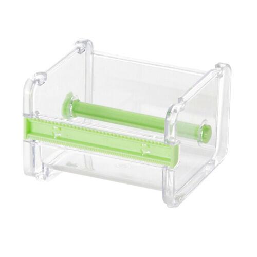 Desktop Bandspender Tape Cutter Tape Dispenser Rollenbandhalter YAP