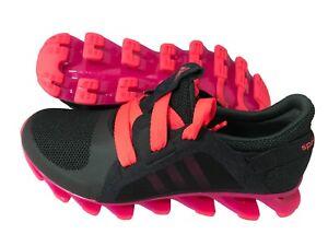 Femmes Adidas Nanaya Baskets Rrp De 130 Course Springblade Chaussures rgwEYxrq