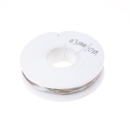 High-quality 0.3mm Nichrome Wire 10m Length Resistance Resistor AWG Wire  TSRHB