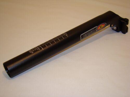 Easton EA50 Aluminum Alloy 300 x 31.6 mm Seat Post w//Offset Black Anodized OEM