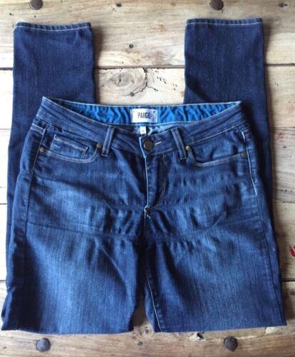 femmes pour Jeans Paige taille Skyline 28 Blue 8qIxHR