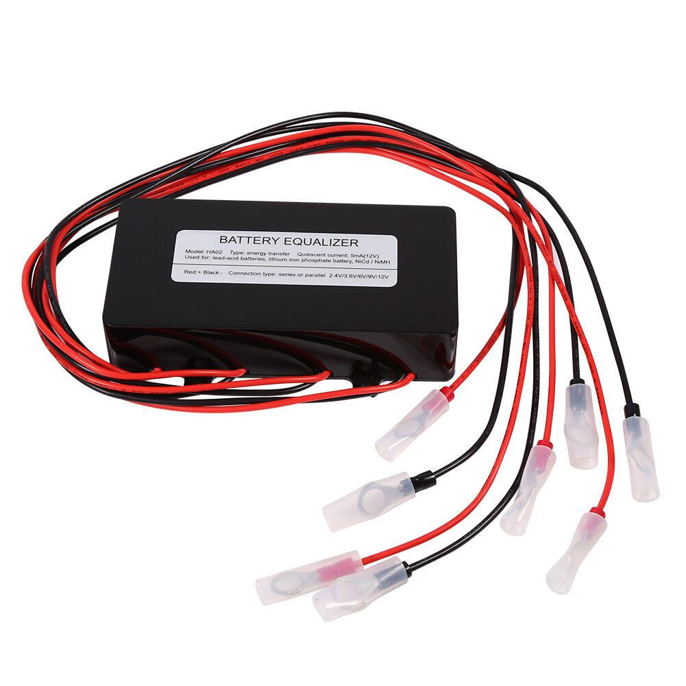 Battery equalizer HA01 HA02 24V 48V For Lead-acid Batteries Charger Balancer NEW