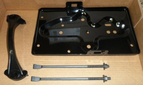 1970 1971 Lincoln Mark III  replacement Battery Tray and hold clamp kit
