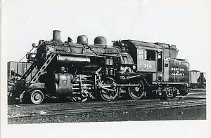 6cc483 rp 1940 50s boston albany railroad engine 314. Black Bedroom Furniture Sets. Home Design Ideas