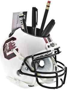 SOUTH CAROLINA GAMECOCKS NCAA Schutt Mini Football Helmet ...