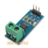 1Stk  ACS712 20A Range Current Sensor Module Stromsensor Module für Arduino