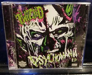 Twiztid-Psychomania-CD-SEALED-rare-insane-clown-posse-Tour-icp-mne-boondox-amb