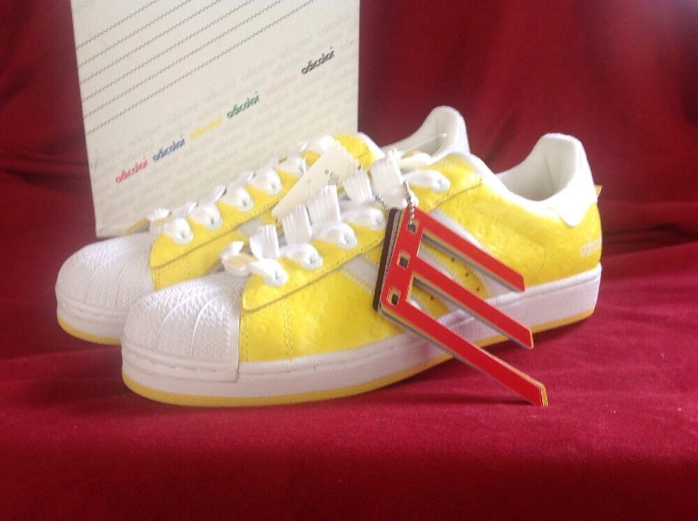 Adidas Limited Edition SUPERSTAR Y ADICOLOR shoes Mens Size 9.5  In Box  RARE