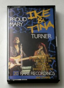 Ike-amp-Tina-Turner-Proud-Mary-20-Rare-Recordings-cassette-1988