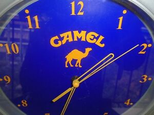CAMEL-SPECIAL-CLOCK-NEDD-ONE-AA-BATTERY-WORKING-GOOD