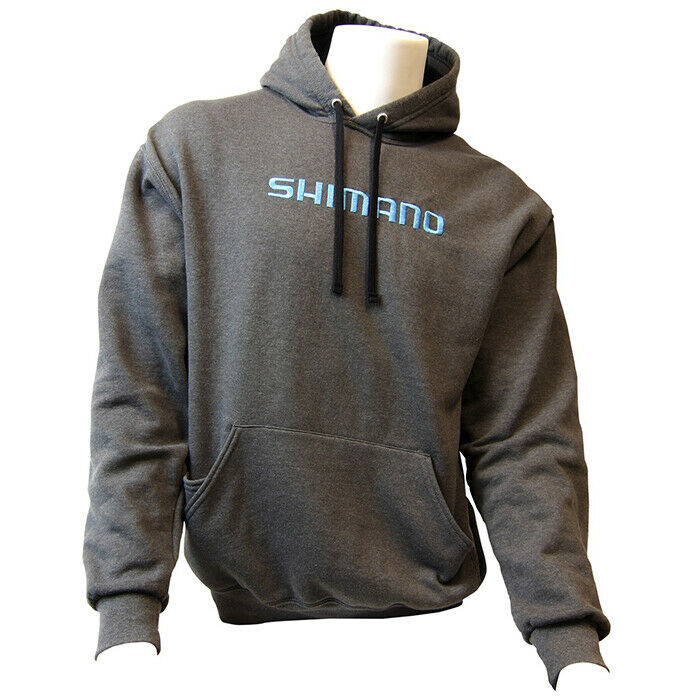 Shimano  Lifestyle Hoodie Grey XXL   AHOODLFST2XGY  the newest