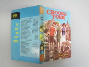 Acceptable-Crooks-tour-Boys-039-and-girls-039-library-Shaw-Jane-1968-01-01-Foxi