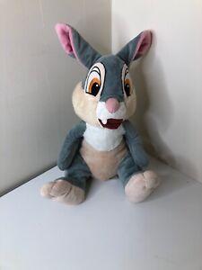 """DISNEY Store BAMBI THUMPER Coniglio medio morbido peluche giocattolo 14"""""""