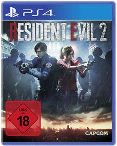 Resident-Evil-2-PS4-NEU-amp-OVP-UNCUT-Blitzversand