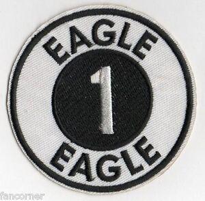 COSMOS-1999-ecusson-Aigle-1-porte-par-les-pilotes-Space-1999-eagle-1-pilot-patch