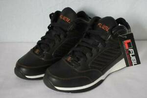 be9db144c1027d NEW Mens FUBU Tennis Shoes Size 7 Black Athletic Mid-Top Running ...