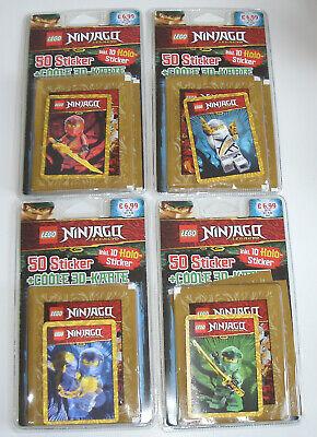 Lego Ninjago Legacy sticker número nº 131 de 289 pegatinas glitzersticker Holo