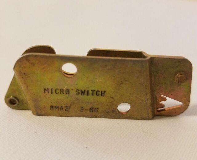 Good Used Item Micro Switch 8MA1 Honeywell Mounting Bracket
