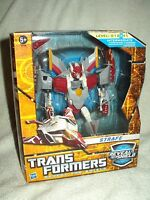 Transformers Action Figure Rts Voyager Strafe 8-9 Inch