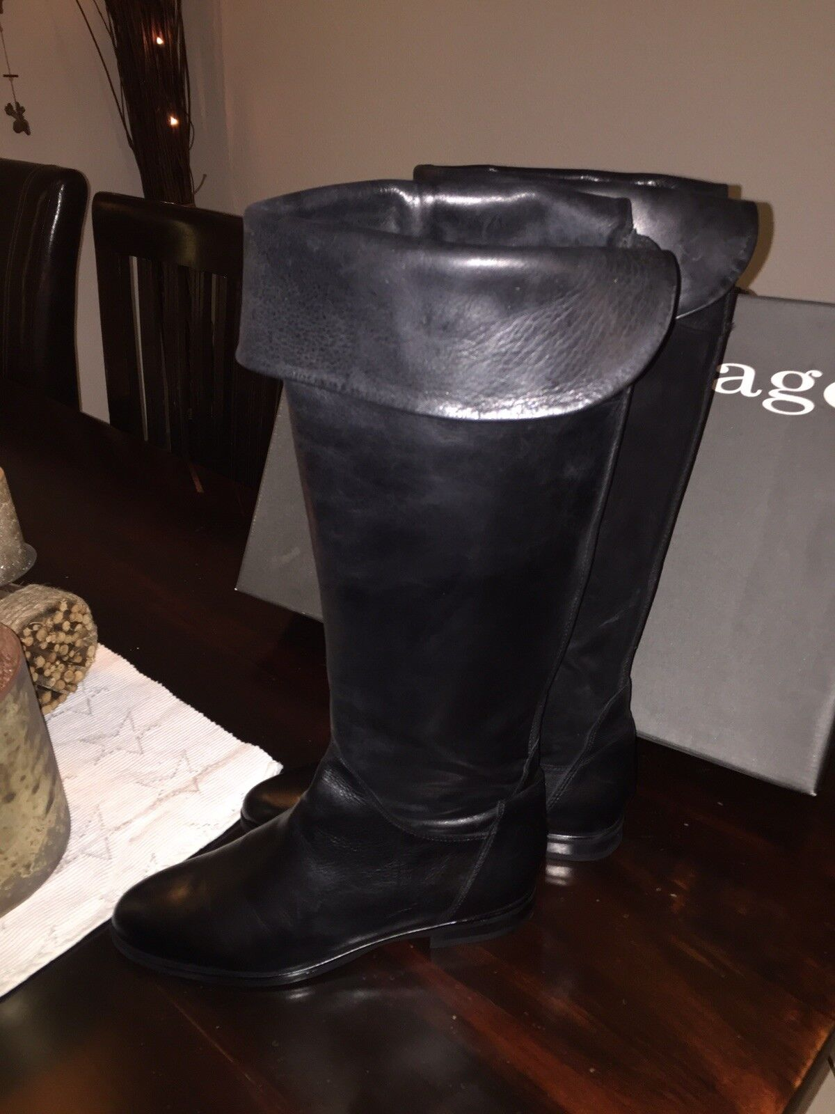 Zanon & Zago schuhe Stiefel Highlight Größe 39 Neu