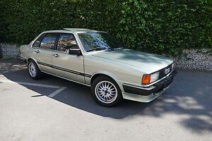 Raritaet-Audi-80-CD-5E-Bj-1983-5-Zylinder-Turbomotor-sehr-gepflegt