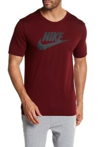 t shirt nike rouge homme