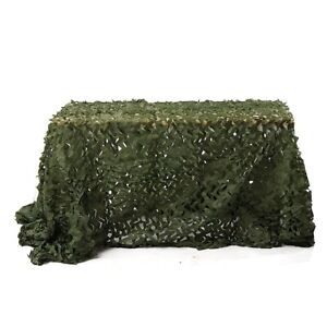 Car Camo Netting Camouflage Net Cover for Camping Military Hunting 5mx2.5m - NEW