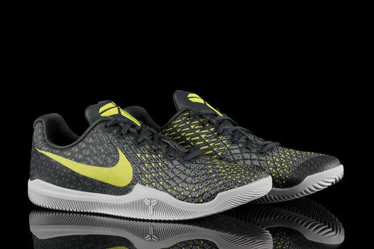 Nike Kobe Mamba Instinct Sneakers New Dust Grey Lime Snakeskin 852473-003 SKU XX