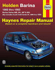 Holden Barina Australian Automotive Repair Manual: 1985 to 1993 by J. H. Haynes, Jeff Killingsworth (Paperback, 2000)