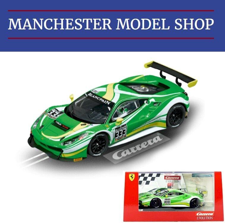 Carrera 20027579 1 32 Ferrari 488 GT3 Rinaldi Racing No 333 NEW BOXED