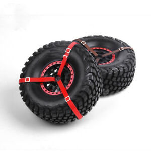 New-Car-Model-tire-strap-Scale-Accessory-Safety-Belt-3-Way-Spare-Tire-Strap