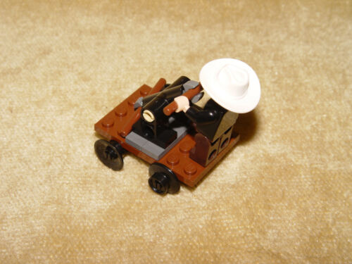 Johnny Depp 2013 Lego Sets The Lone Ranger 30260-1 Lone Ranger/'s Pompe Voiture