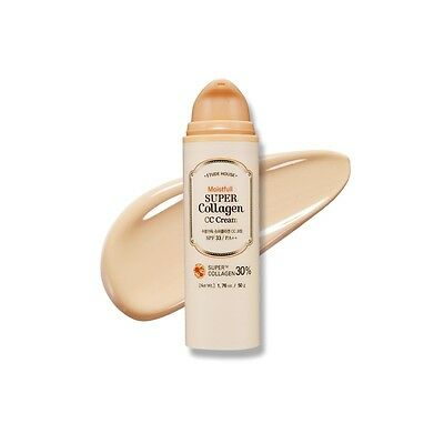 Etude House Moistfull Super Collagen CC Cream Korean Cosmetic B.B Beauty UK