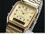 Casio-Vintage-AQ-230GA-9B-Gold-Plated-Watch-Unisex thumbnail 3