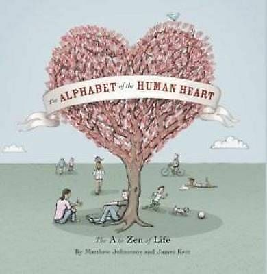 1 of 1 - LK NEW Alphabet of the Human Heart By Matthew Johnstone Paperback Free Shipping