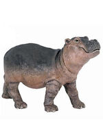 Papo Hippopotamus Calf Safari Animal Toy 50052
