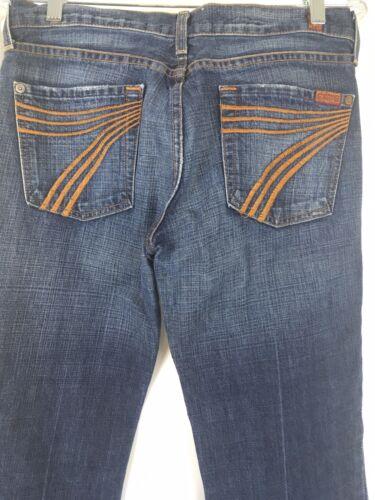 Mankind 7fam Flare Seven Jean 27 For All Jean Dojo 7 Z7XtwUxTWx