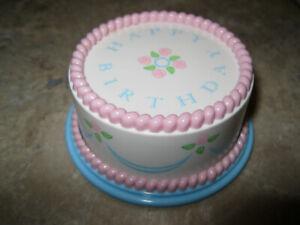 Pleasant Pleasant Company American Girl Birthday Cake Ebay Personalised Birthday Cards Petedlily Jamesorg