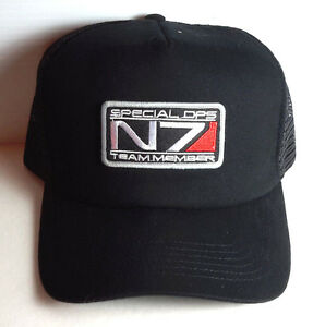 Image Is Loading Mass Effects N7 Special Ops Team Member Logo