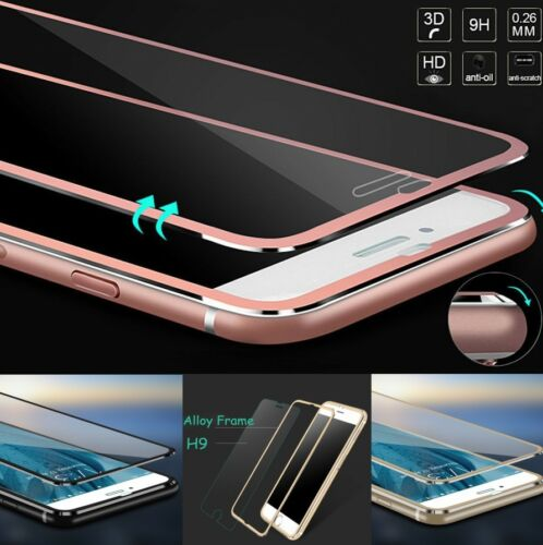 3D FULL COVER iPhone 7 6S 6 Plus Schutzglas 9H   Folie GLASS NEU