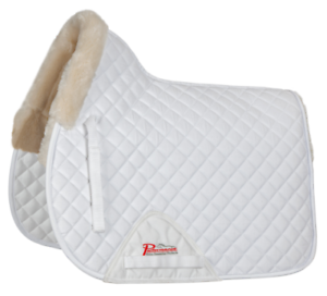 Shires Performance SupaFleece Saddlecloth - Natural