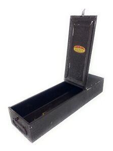 Vintage-Mosler-Bank-Safe-Deposit-Box-15-5-x-4-5-8-x-3-Hamilton-Ohio